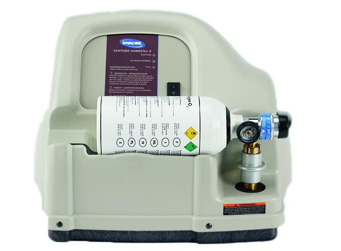 Uređaj za punjenje boca kisika Homefill