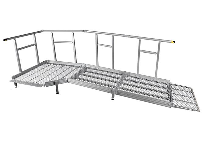 Modularne rampe