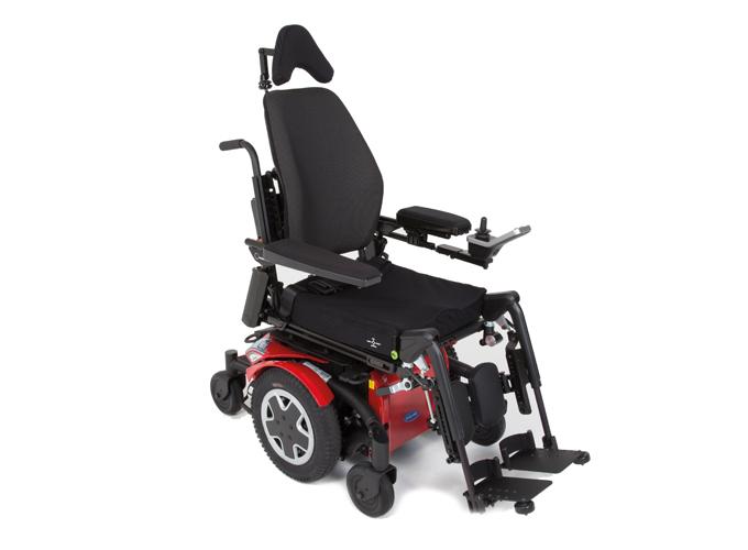 Elektromotorna invalidska kolica TDX SP2 Ultra LowMax