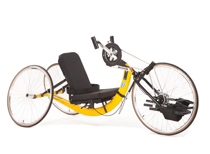 Sportska invalidska kolica XLT handcycle